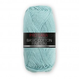 BASIC COTTON FINE UNI - MINT (65)