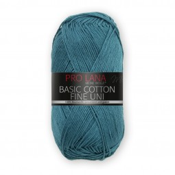 BASIC COTTON FINE UNI - PETROL (68)
