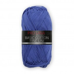 BASIC COTTON FINE UNI - ROYAL (51)