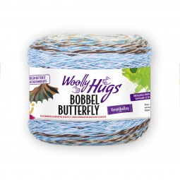 BOBBEL BUTTERFLY Woolly Hug´s - Farbe 501