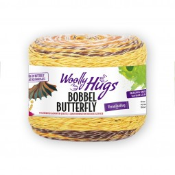 BOBBEL BUTTERFLY Woolly Hug´s - Farbe 503