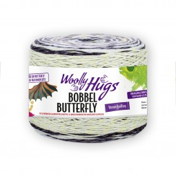 BOBBEL BUTTERFLY Woolly Hug´s - Farbe 504