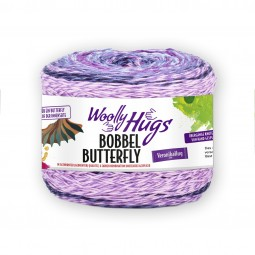 BOBBEL BUTTERFLY Woolly Hug´s - Farbe 505