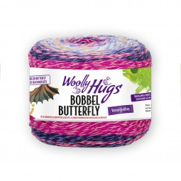 BOBBEL BUTTERFLY Woolly Hug´s - Farbe 506