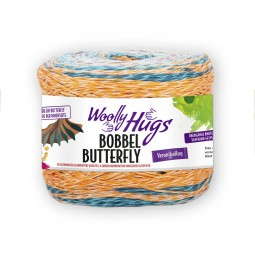 BOBBEL BUTTERFLY Woolly Hug´s - Farbe 507