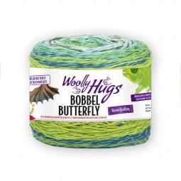 BOBBEL BUTTERFLY Woolly Hug´s - Farbe 508