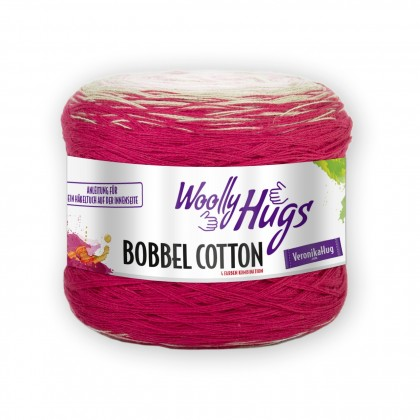 BOBBEL COTTON Woolly Hug´s - Farbe 48