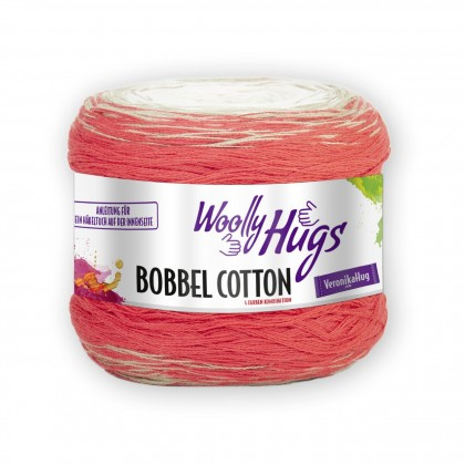 BOBBEL COTTON Woolly Hug´s - Farbe 50