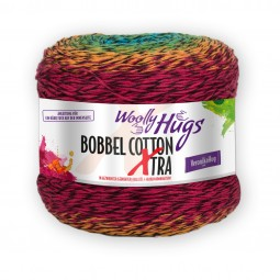 BOBBEL COTTON XTRA Woolly Hug´s - Farbe 305