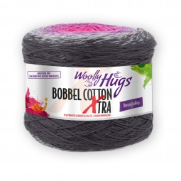 BOBBEL COTTON XTRA Woolly Hug´s - Farbe 306