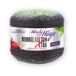 BOBBEL COTTON XTRA Woolly Hug´s - Farbe 307