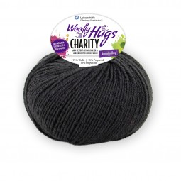 CHARITY Woolly Hug´s - ANTHRAZIT (97)