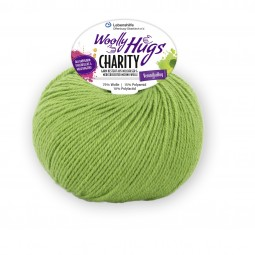 CHARITY Woolly Hug´s - APFEL (75)