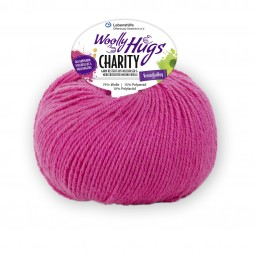 CHARITY Woolly Hug´s - CYCLAM (37)