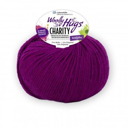 CHARITY Woolly Hug´s - FUCHSIA (47)