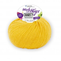 CHARITY Woolly Hug´s - GELB (22)