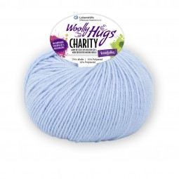 CHARITY Woolly Hug´s - HELLBLAU (56)