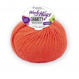 CHARITY Woolly Hug´s - ORANGE (26)