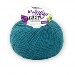 CHARITY Woolly Hug´s - PETROL (67)