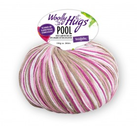 POOL Woolly Hug´s - Farbe 80