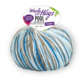 POOL Woolly Hug´s - Farbe 84