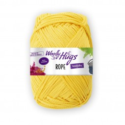 ROPE Woolly Hug´s - GELB (22)