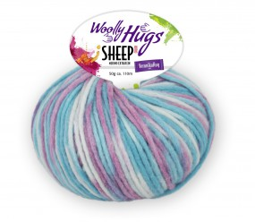 SHEEP COLOR Woolly Hug´s - Farbe 81