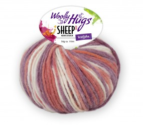 SHEEP COLOR Woolly Hug´s - Farbe 82
