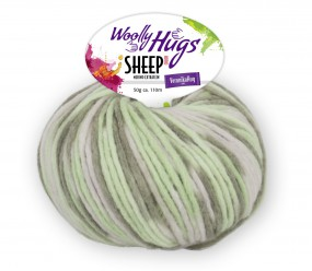 SHEEP COLOR Woolly Hug´s - Farbe 86