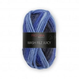 WASH-FILZ JUICY - Farbe 306
