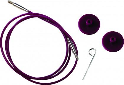 Seil für Nadelspitzen Länge: 150cm