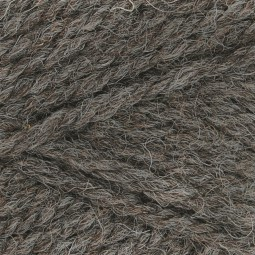 BRITISH SHEEP BREEDS CHUNKY UNDYED - MID BROWN JACOB (00952)