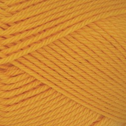 PURE WOOL WORSTED - BUTTERCUP (00132)
