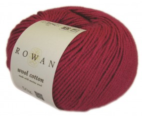 WOOL COTTON - FLOWER (00943)