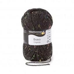 BRAVO - ANTHRAZIT NEON TWEED (08329)