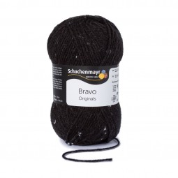 BRAVO - ANTHRAZIT TWEED (08375)
