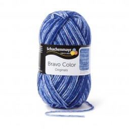 BRAVO COLOR - ROYAL DENIM (02113)