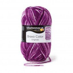 BRAVO COLOR - VIOLETT DENIM (02112)