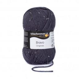 BRAVO - GRAUBLAU TWEED (08372)