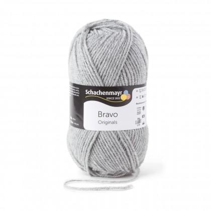 BRAVO - HELLGRAU MELIERT (08295)