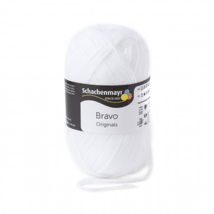 BRAVO - WEISS (08224)