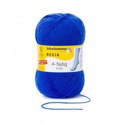 4-FÄDIG 100g TRENDPOINT - ELECTRIC BLUE (06615)