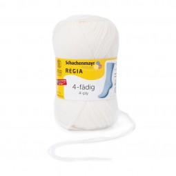 4-FÄDIG 50g - SUPERWEISS (02080)