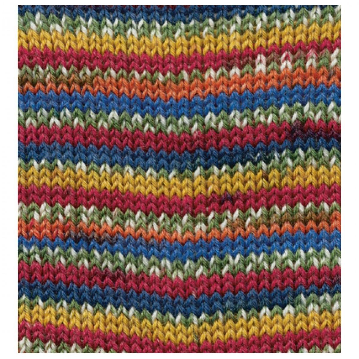 ca CLASSIC COLOR 4-FÄDIG von Schachenmayr REGIA|Farbe 01132|50 g 210 m Wolle