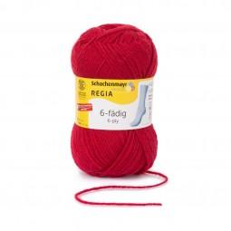 UNI 6-FÄDIG - KIRSCH (02002)