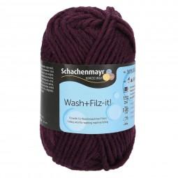 WASH+FILZ-IT! - BURGUNDY (00045)