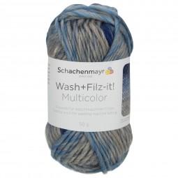 WASH+FILZ-IT! MULTICOLOR - DENIM (00262)