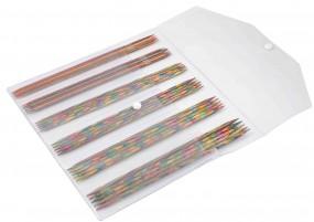 SYMFONIE Nadelspiel Maß: 2,5-5mm/20cm Set