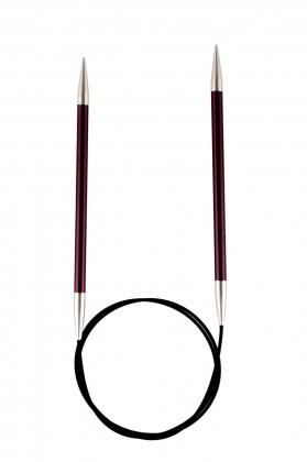 zing Rundstricknadel Maß: 6mm/80cm